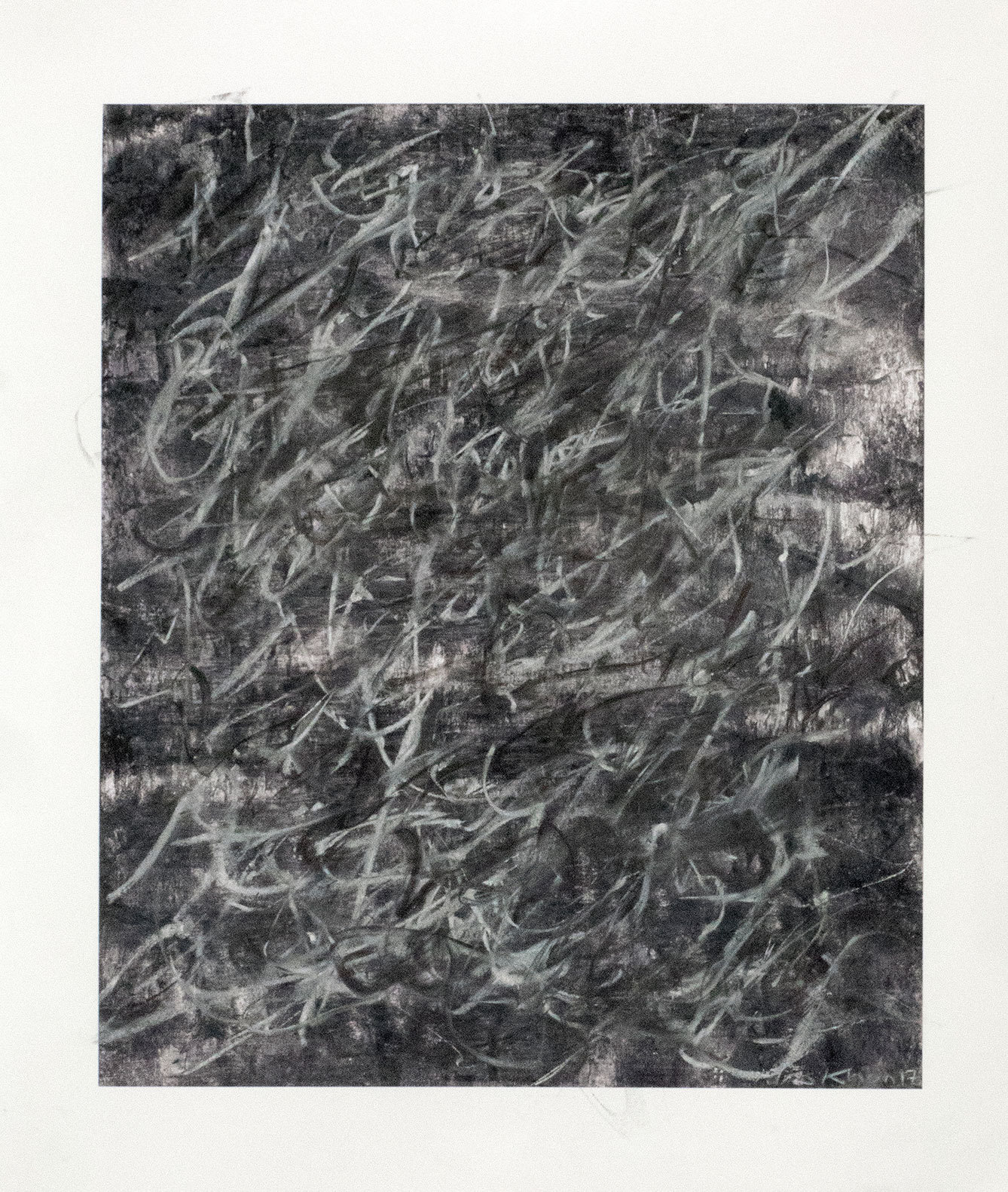 Idris Khan: 'A Better Nation'.
