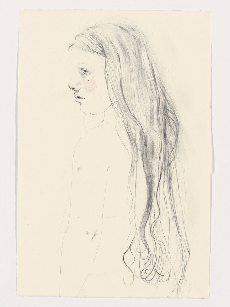 Ishbel Myerscough: 'Girl'.