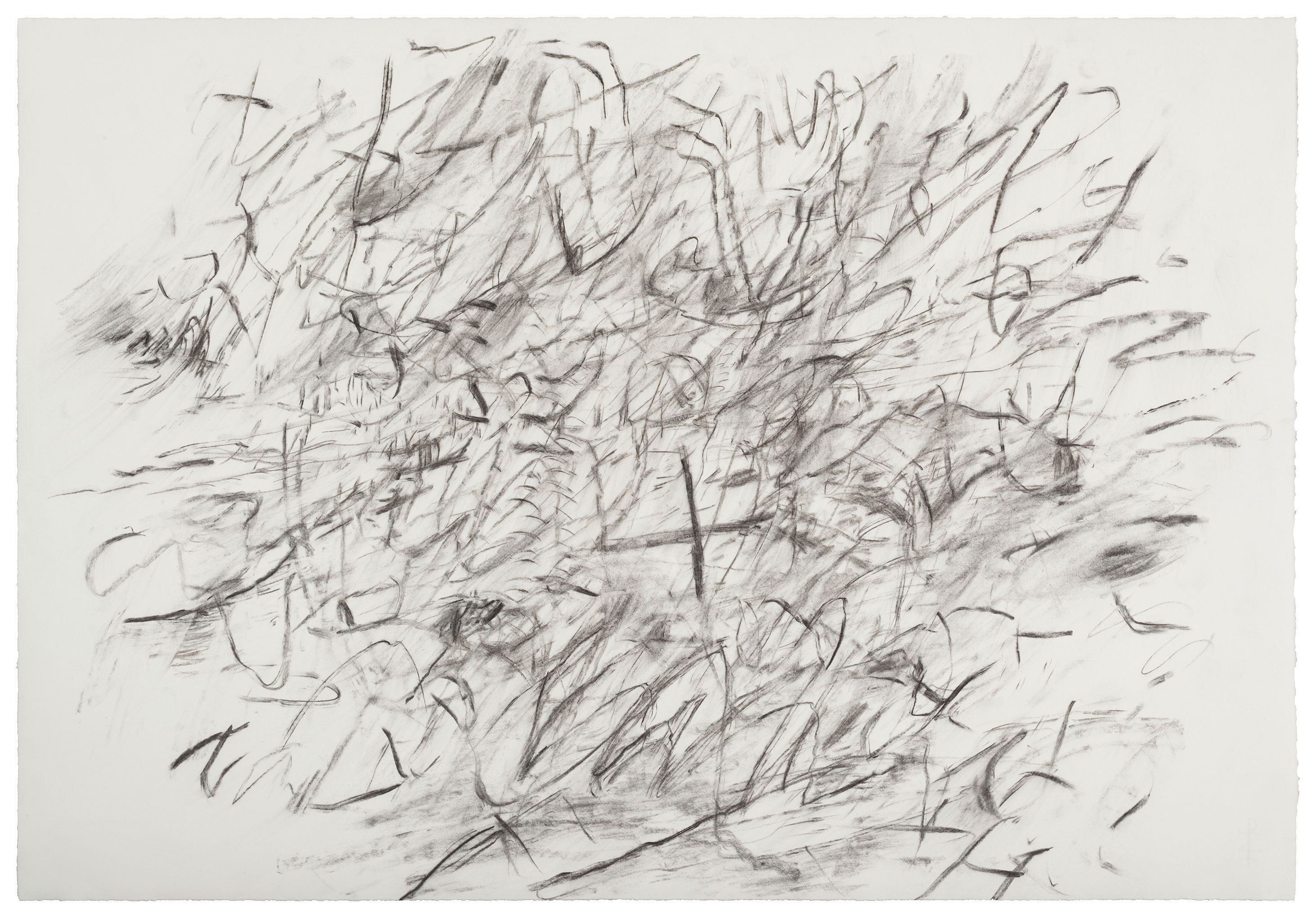 Julie Mehretu: Untitled.